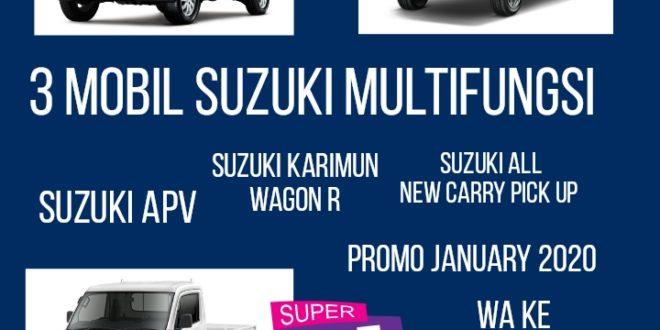 """3 Mobil Suzuki Dengan Kemampuan Multifungsi Bisa Untuk Jualan<span class=""""rating-result after_title mr-filter rating-result-7777""""><span class=""""no-rating-results-text"""">No ratings yet.</span></span>"""