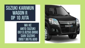 Suzuki Karimun Wagon R Dp 10 Juta