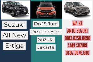 Suzuki All New Ertiga XL7 Dp 15 Juta