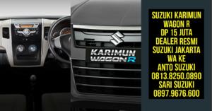 Suzuki Katrimun Wagon R Dp 15 Juta