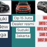 Jenis Suzuki All New Ertiga