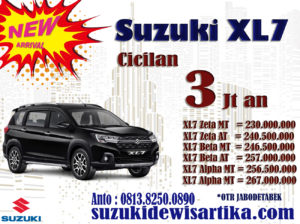 PROMO SUZUKI XL7 BULAN APRIL 2020