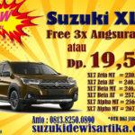 PROMO SUZUKI XL7 FREE 3X ANGSURAN