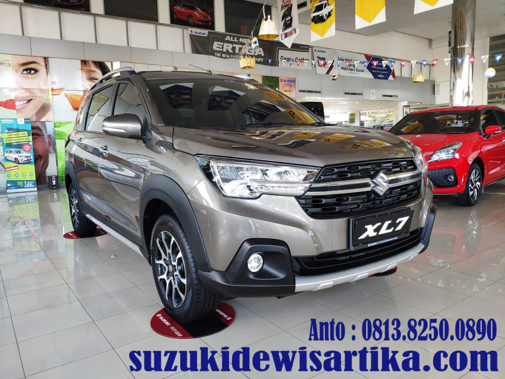 SUZUKI XL7 BETA MAGMA GREY