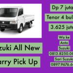 Suzuki All New Carry Pick Up