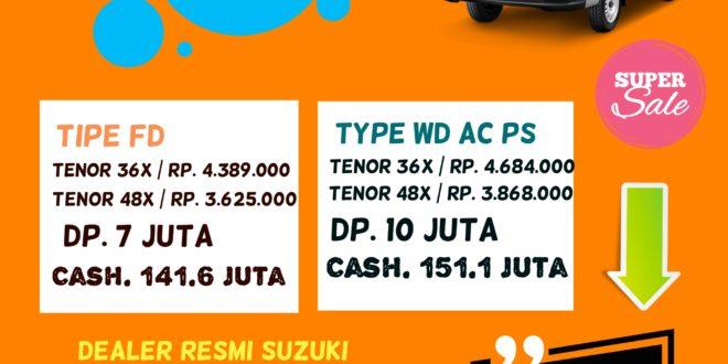 """Promo terbaru Suzuki All New Carry Pick Up Sahabat Pengusaha Indonesia<span class=""""rating-result after_title mr-filter rating-result-8939""""><span class=""""no-rating-results-text"""">No ratings yet.</span></span>"""