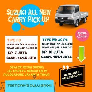 Suzuki All New Carry Pick Up februari2020