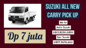 Suzuki All New Carry Pick Up terbaru
