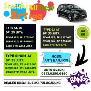 Suzuki All New Ertiga 2020