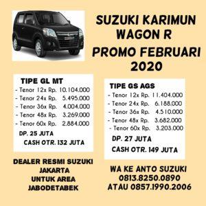 Suzuki Karimun Wagon R 2020
