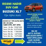 Suzuki XL7 Alpha