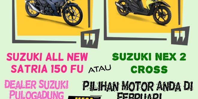 Suzuki all new Satria