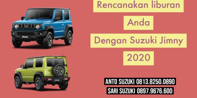 """Suzuki Jimny Mobil Off Road Untuk Rencana Liburan Akhir Tahun 2020<span class=""""rating-result after_title mr-filter rating-result-8808"""" ><span class=""""no-rating-results-text"""">No ratings yet.</span></span>"""