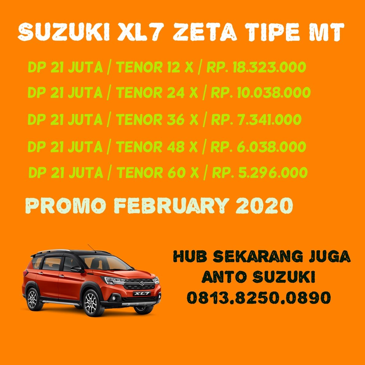 Promo Kredit Suzuki Xl7 Tipe Zeta Februari 2020 Harga Suzuki Ertiga Dp 5 Juta Promo Suzuki Ertiga Paket Kredit Suzuki Ertiga Terbaru 2020 Promo Suzuki Xl7
