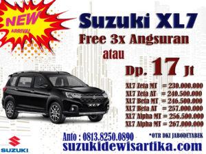 PROMO SUZUKI XL7 BULAN MARET 2020