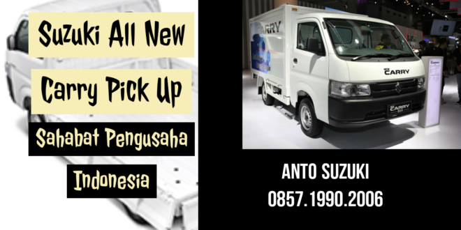Suzuki All New Carry Pick Up cover