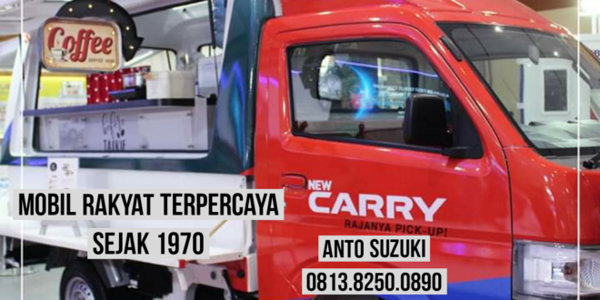 "Usaha Kuliner Dengan Mobil Suzuki All New Carry Pick Up<span class=""rating-result after_title mr-filter rating-result-10203"">			<span class=""no-rating-results-text"">No ratings yet.</span>		</span>"