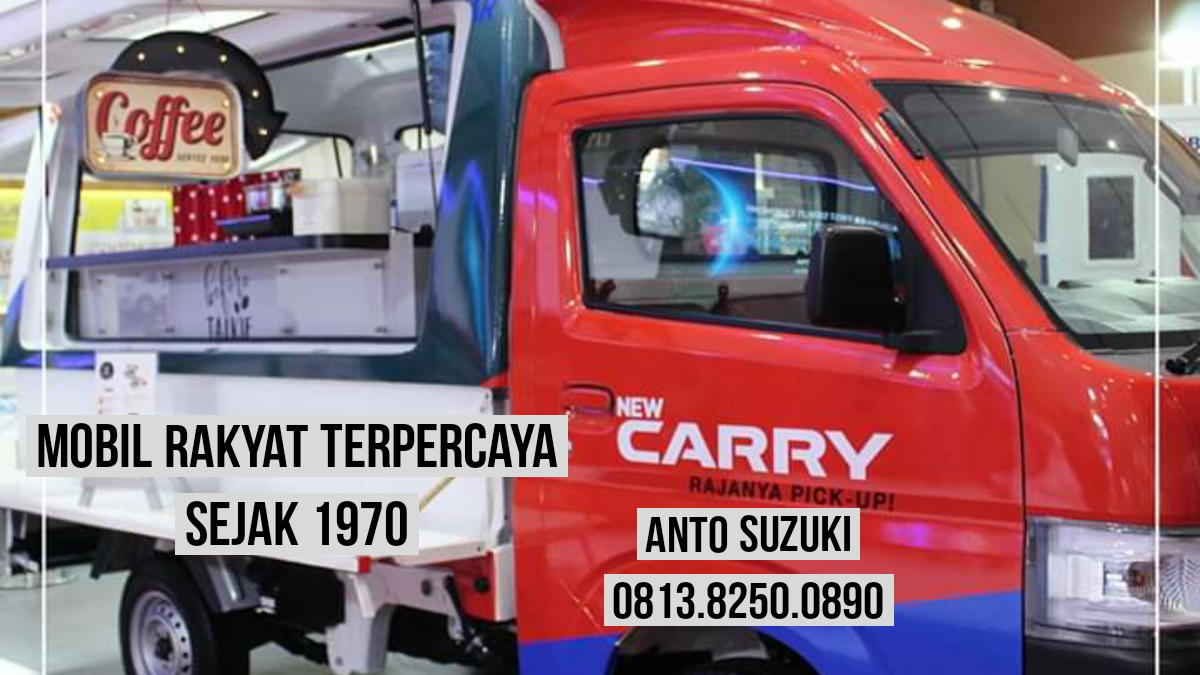 cover Carry Suzuki Kuliner