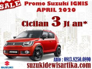 PROMO SUZUKI IGNIS APRIL 2020