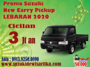 PROMO SUZUKI NEW CARRY PICKUP LEBARAN 2020