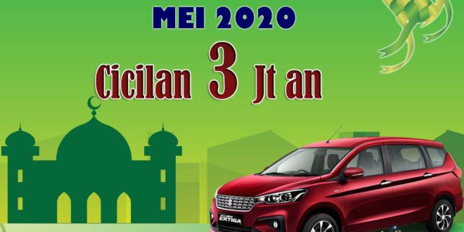 PROMO SUZUKI ALL NEW ERTIGA MEI 2020