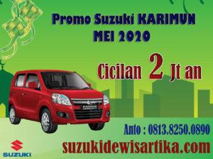 PROMO SUZUKI KARIMUN WAGON R MEI 2020