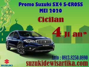 PROMO SUZUKI SX4 S-CROSS MEI 2020