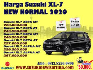 HARGA SUZUKI XL7 NEW NORMAL 2020