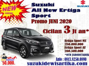 PROMO SUZUKI ERTIGA SPORT JUNI 2020