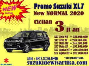 PROMO SUZUKI XL7 NEW NORMAL 2020