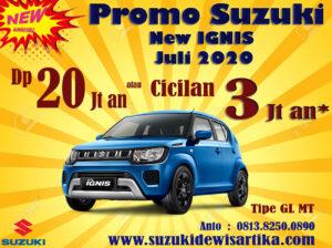 PROMO SUZUKI IGNIS JULI 2020