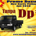 PROMO SUZUKI NEW CARRY PICKUP JULI 2020 TANPA DP