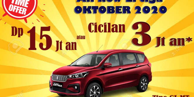 "PROMO SUZUKI ALL NEW ERTIGA, HARGA DAN PAKET KREDIT BULAN OKTOBER 2020<span class=""rating-result after_title mr-filter rating-result-13841"">			<span class=""no-rating-results-text"">No ratings yet.</span>		</span>"