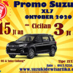 PROMO SUZUKI XL7 OKTOBER 2020