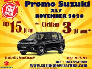 PROMO SUZUKI XL7 NOVEMBER 2020