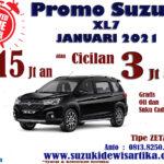 PROMO SUZUKI XL7 JANUARI 2021