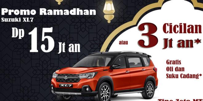 PROMO SUZUKI XL7 RAMADHAN APRIL 2021
