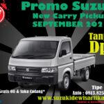 Promo Suzuki Carry Pickup Baru Bulan September 2021